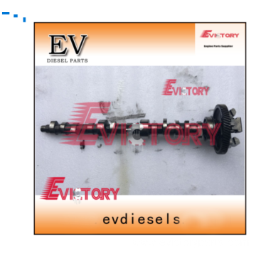 PERKINS engine excavator 404D crankshaft camshaft